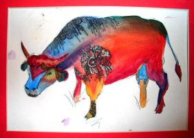cow by irenche