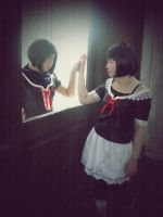 Fatal Frame 2 - Mirrors by kaizer-verde