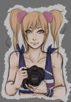 juliet starling camera by Chartreuse-Gale