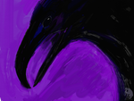 Crow by Flying-With-Dragons