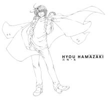Hyou Hamazaki for SDLT2 LA by ryuuen