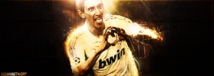 Dimaria l Realmadrid Player by issam-gfx