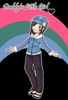 Trucy: Daddy's Little Girl by jewelschan