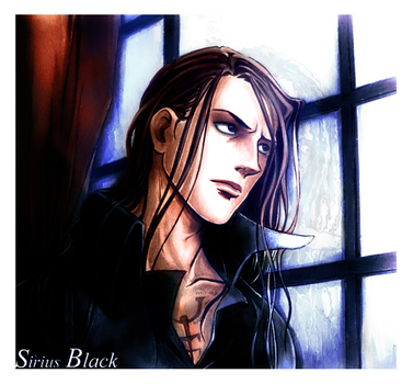 Sirius Black by Couiche