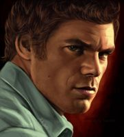 Dexter Morgan - one last time by TomsGG