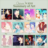 2011 Art Summary by Aninion