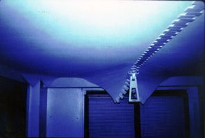 Zipper Ceiling by freeny