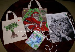 For Sale: Group - Bags by SmilinPirateTattoo