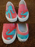 elephant shoes by fishbot