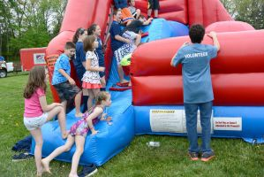 Medway Founder's Day Fun, Bouncy Excitement 3 by Miss-Tbones