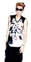 PNG : Exo Kris by chazzief
