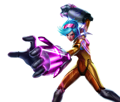 Vi Neon Strike by Sikk408