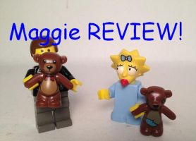 Maggie Review! by WorldwideImage