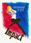 Impact mouvement et joie by Joh-friday-13th