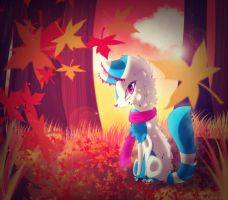 .: Autumn :. by Frosty-Kitteh