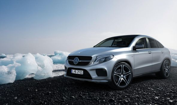 Mercedes GLE 450 AMG Coupe by Splicer436