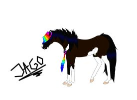 .:Jago:. :Reference Sheet: by AnnMartini