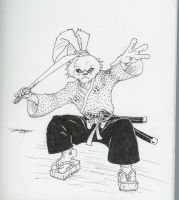 Usagi Yojimbo by -vassago-