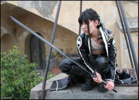 Still Kanda Yuu cosplay by headraline
