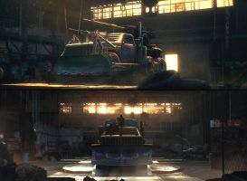 Crossout cinematic 2 by MathiasZamecki