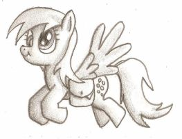 Index card Derpy animation by LordGood