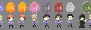 Squiby Ouran Host Club by krokus00