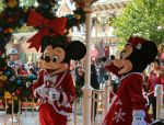 festive couple by sushan89