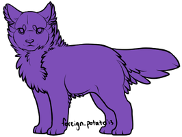 Wolf Lines by foreign-potato