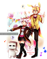 fnafw | supporting by Roslue-chie