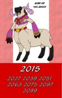 Year of the Sheep by systemcat