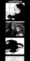 Severus and Emily Close UP by RedPassion