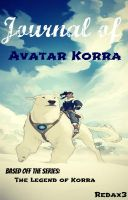 Journal of Avatar Korra (cover) by Redax3