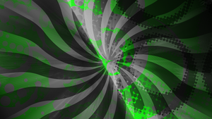 Nameless Wallpaper Acid Green by van-helblaze