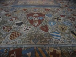 Medieval mosaic by Highs-2-Lows