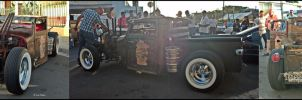 Cintron Choppers rat truck (updated info) by Mister-Lou