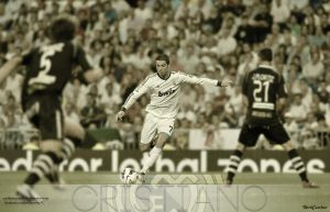 Cristiano Ronaldo by suicidemassacre16
