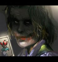 Joker by Athena-chan