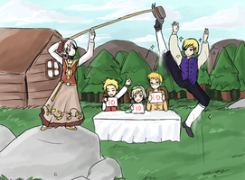 APH - This is Norway by DinoTurtle