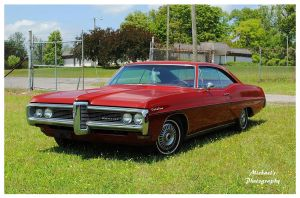 A Nice Pontiac Catalina by TheMan268