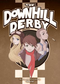 The Downhill Derby Cover Art by saint02