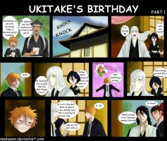 Uki's birthday 1 by MadieAnn