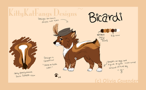 +Bicardi Medium Design+ by KittyKatFangs
