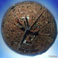Orbiting Bologna by Graphica