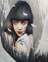 In the Reeds:Run for Your Life by MichaelShapcott