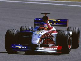 Jacques Villeneuve (France 1999) by F1-history