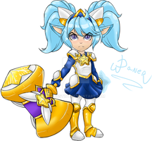 Star Guardian Poppy - League of Legends by Danstiny