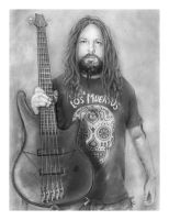 In Flames: Peter Iwers by TortuousThrenody
