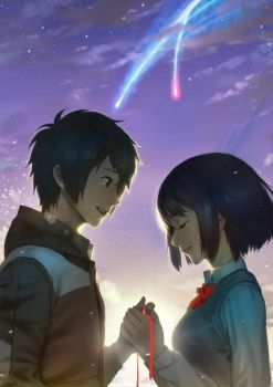 Kimi no na wa by DigitalOme