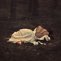 Of Weary Bones by parvanaphotography