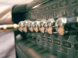 My Guitar Amp by NRoberts93